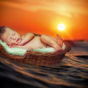 Vertrauen ins Leben - so werden wir geboren