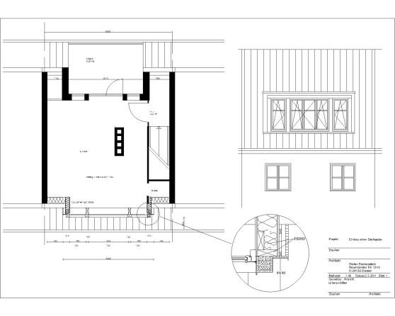 Energetische Sanierung und Dachausbau