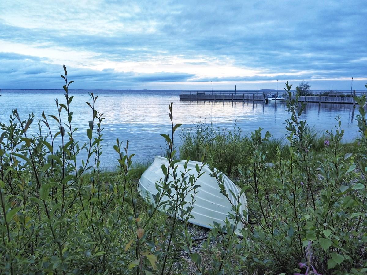 Manamansalo – Oulujärven helmi