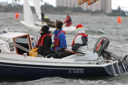 H-veneiden sm-kilpailut Raumalla elokuussa 2017