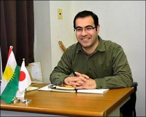 Vakkas Çolak Japonya Kürt Kültür Derneği Sekreteri