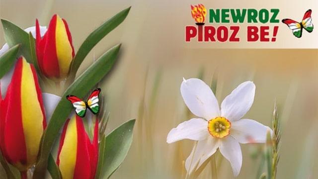 Kurmanci: Newroz pîroz be!