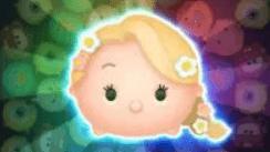 ラプンツェルの顔画像