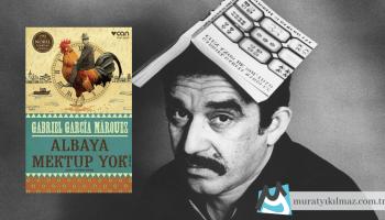 Gabriel Garcia Marquez'in yalın bir dille yazdığı, basit ve akıcı bir bütünlüğü olan Albaya Mektup Yok, 15 yıldır emekli maaşının bağlanmasını bekleyen yaşlı bir albay ve karısının yaşantısını anlatıyor.