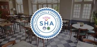 SHA | เพื่อนแท้ร้านอาหาร