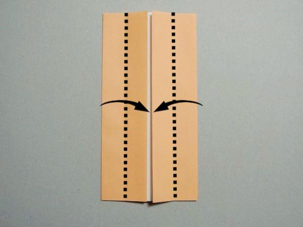 かぼちゃの簡単な折り方|ハロウィンの飾り