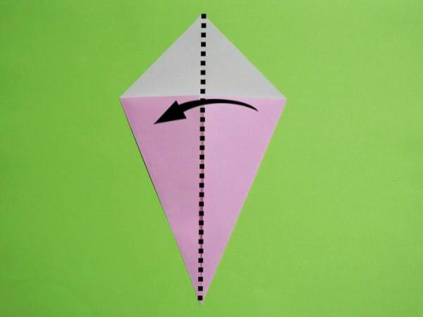 折り紙でリースを作る簡単な折り方|ハロウィン飾りにおすすめ