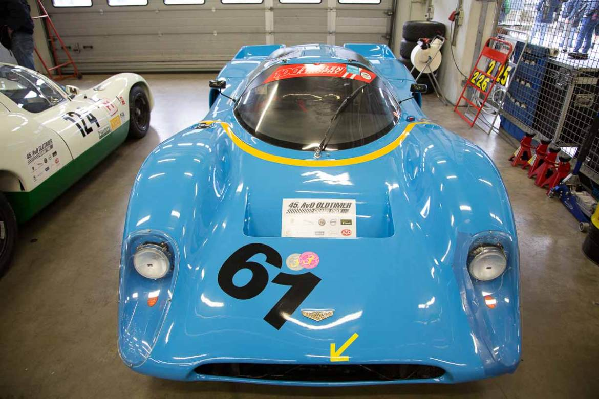Chevron B16 BJ 1970