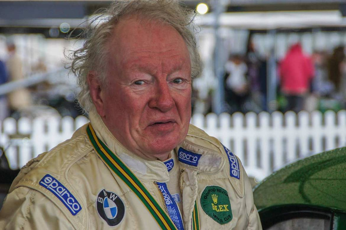 Rauno Aaltonen - Goodwood Revival 2017