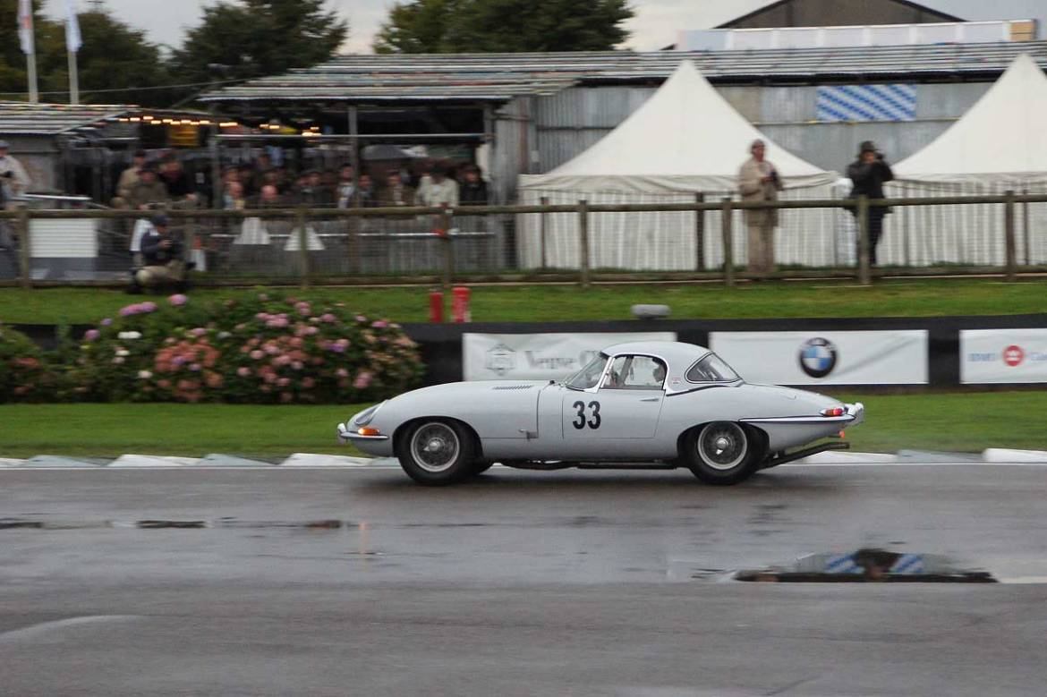 Kinrara Trophy - Goodwood Revival 2017