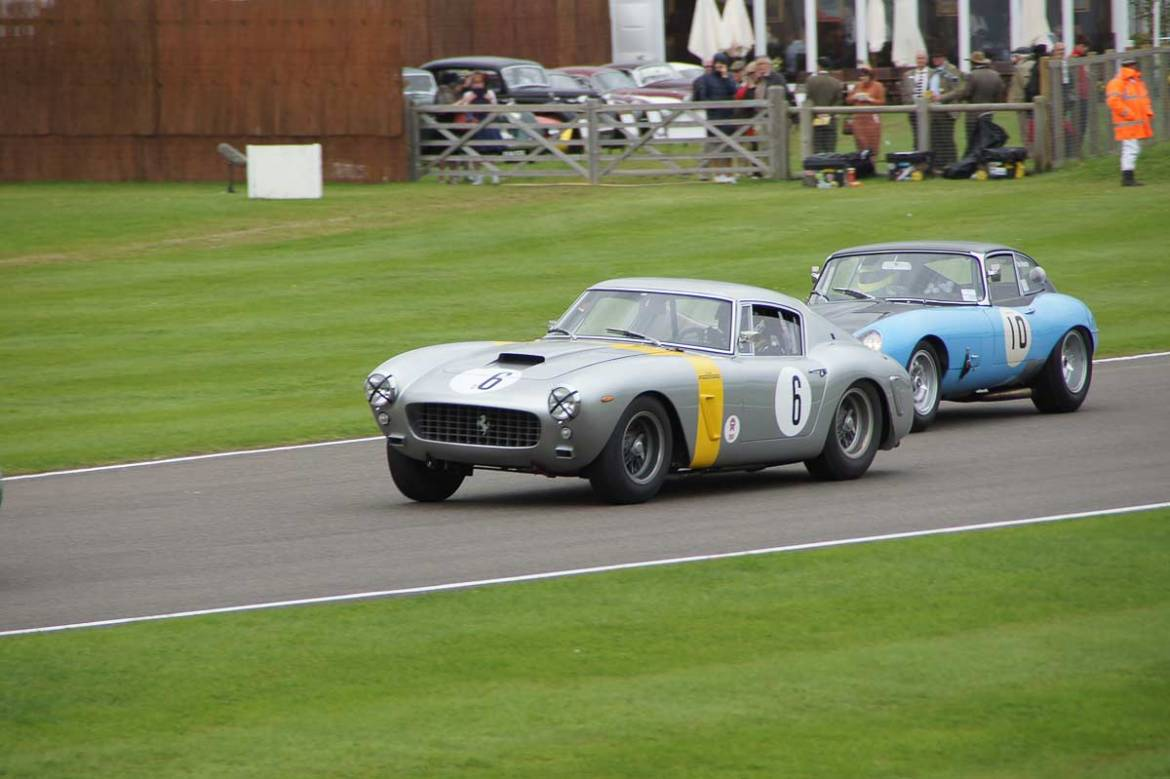 Goodwood Revival 2017 - Royal Tourist Trophy