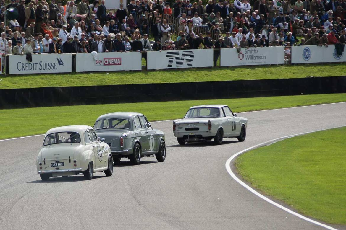 Saint Mary's Trophy - Goodwood Revival 2017