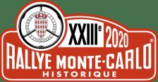 Logo der 23. Rallye Monte-Carlo Historique 2020