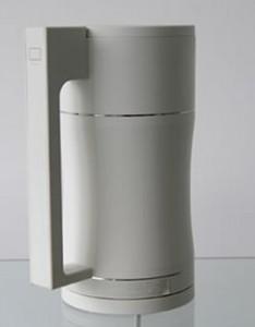 barouche(バルーシュ)電気ケトル BR-02-WH インテリア