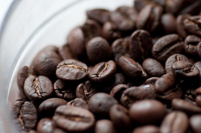 コーヒー豆のひきかた色々