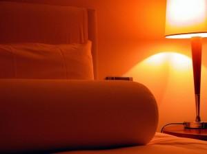 参考になるおうちカフェインテリア 電球色の間接照明