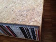 OSBで収納・本棚付きコーヒーテーブルをDIY その1 デザイン編