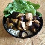 夏バテ食欲がなくてもスルッと栄養満点!なすと鶏肉のスタミナそうめんレシピ003