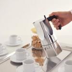 ALESSI アレッシィ OSSIDIANA エスプレッソコーヒーメーカー MT18 (2)