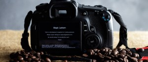 Magic Lantern on Canon 60d
