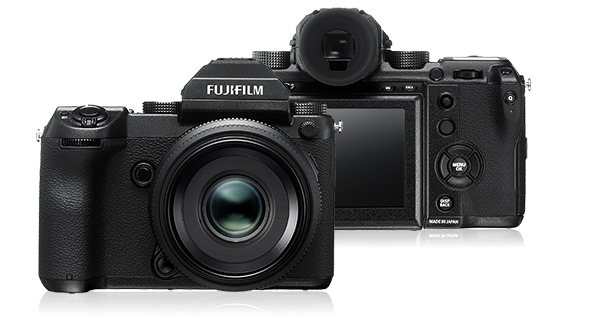 Fujifilm GFX 50S   Mirrorless Medio Formato