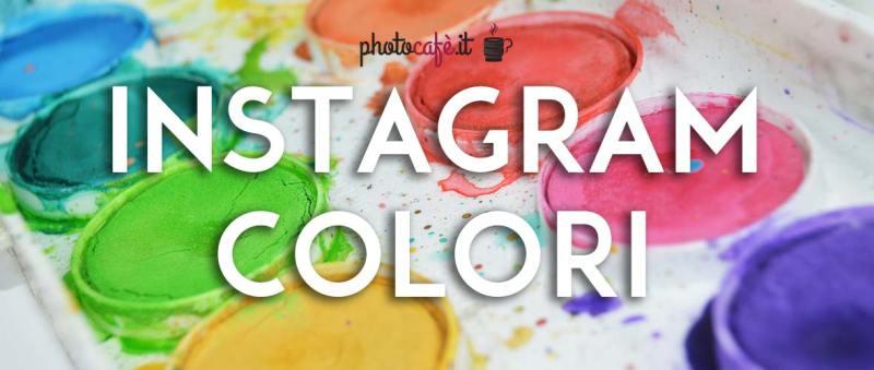 Profili Instagram per ispirarti: COLORI