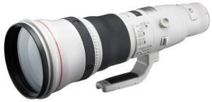 teleobiettivo Canon