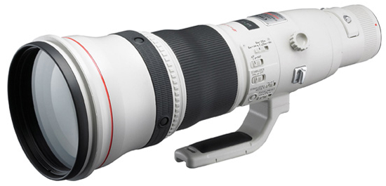 Canon-teleobiettivo