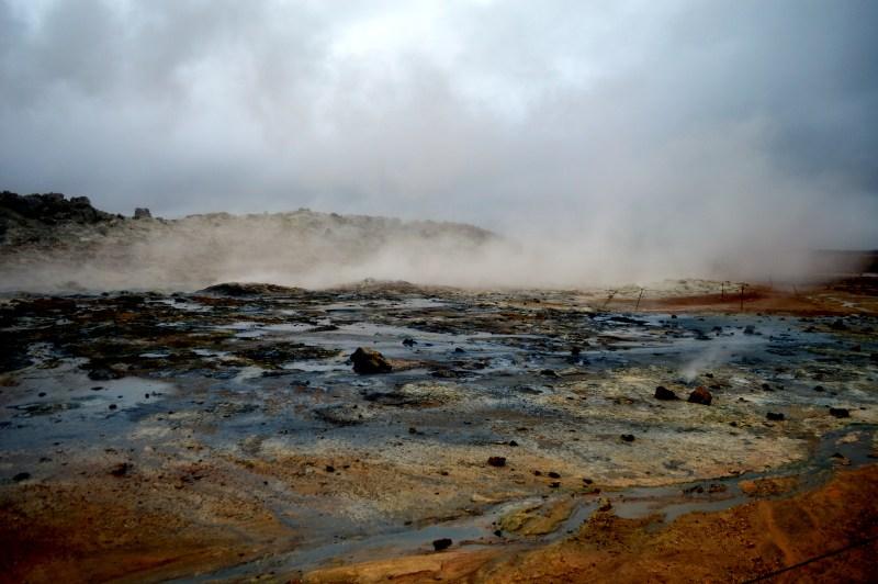 Foto Hverarönd Islanda di Elena Fornai