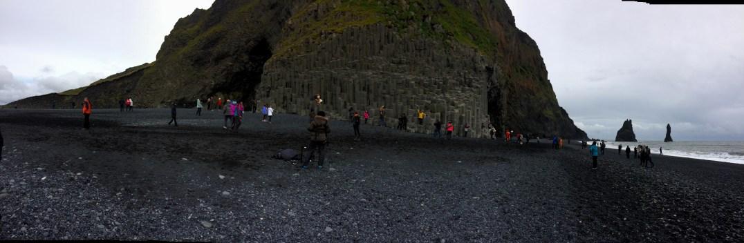 Foto Dyrhólaey Islanda di Elena Fornai