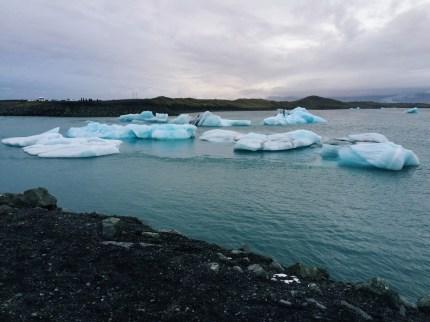 Foto Jökulsárlón Islanda di Elena Fornai