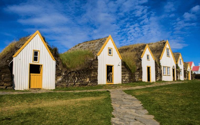 Foto Glaumbær Islanda di Elena Fornai