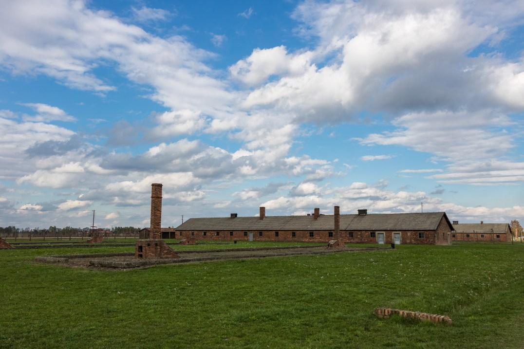 Paesaggio a Birkenau