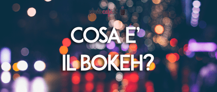 Cosa è il bokeh?