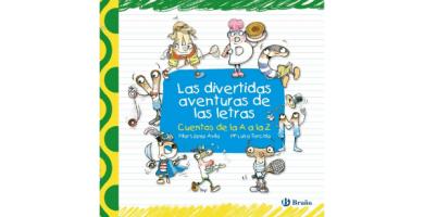 LIBROS DIDÁCTICOS - Las divertidas aventuras de las letras y los números)