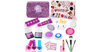 Maquillaje Niñas Set con Maletin