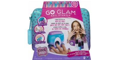 Spin Master- Cool Maker GoGlam Nail Studio GO GLAM