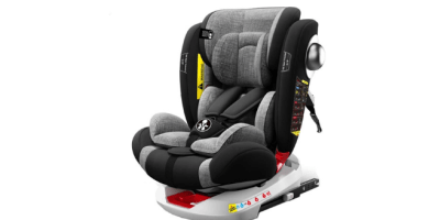 Babify Onboard silla coche