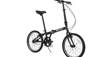 FabricBike bici plegable