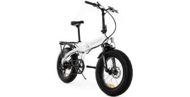 Tucano Bikes bici plegable eléctrica