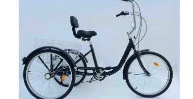 MOMOJA triciclo para adultos
