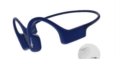 AfterShokz Xtrainerz, Auriculares MP3 de conducción ósea