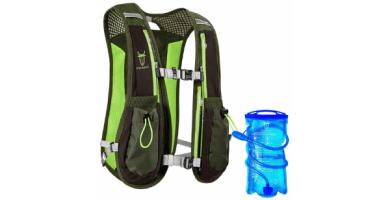 UTOBEST Mochila Running Hidratacion Ligero 5L