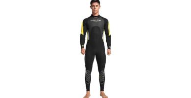 Cressi Morea Man Monopiece Wetsuit 3mm Traje de Buceo Neopreno para los Hombres