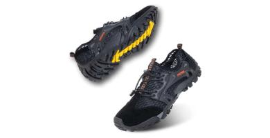 Zapatillas Minimalista Hombre Mujer de Trail Running Escarpines Zapatos de Agua Secado Rápido Deportes Antideslizante