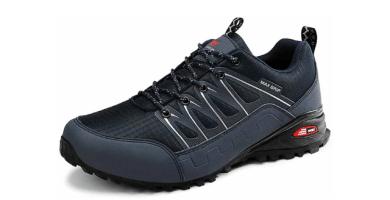 Zapatillas de Trail Running para Hombre Correr en Asfalto Calzado Aire Libre Zapatos de Senderismo Antideslizante