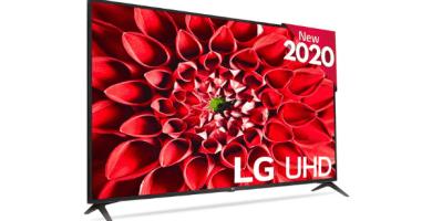 "LG 70UN7100 - Smart TV 4K UHD 177 cm (70"") con Inteligencia Artificial, HDR10 Pro, HLG, Sonido Ultra Surround, 3xHDMI 2.0, 2xUSB 2.0, Bluetooth 5.0, WiFi [A], Compatible con Alexa"