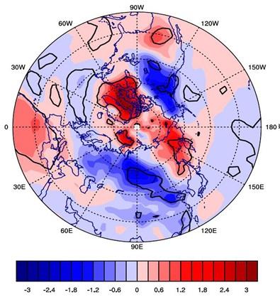 Tulevaisuuden talvet ja miten arktisen merijään sulamisen vaikutus lämpöoloihin