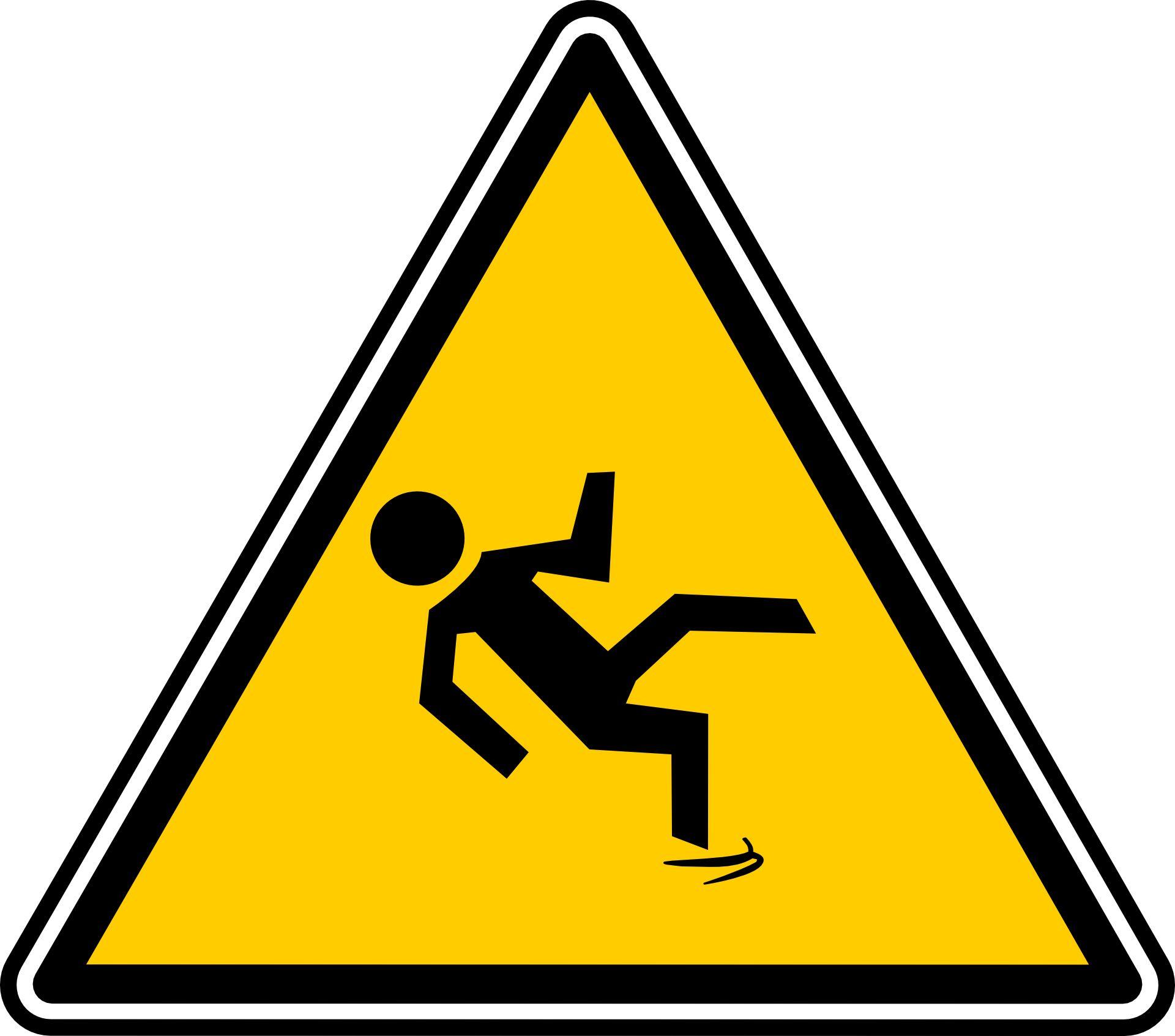 Pääkallokeli - varoitusmerkki
