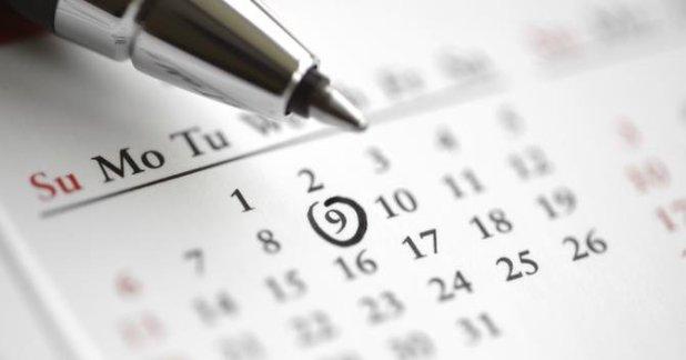 Soñar con una fecha